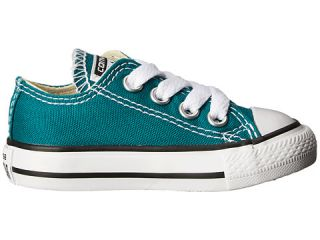 Converse Kids Chuck Taylor All Star Ox Infant Toddler Radio Blue, Blue, Converse