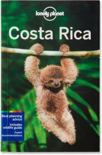 Lonely Planet Guides Costa Rica   11th Edition