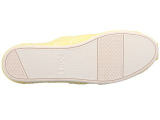 TOMS Seasonal Classics Citron Neon Tribal