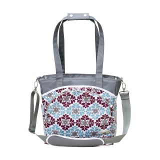 JJ Cole Mode Tote Diaper Bag   Mulberry Patch