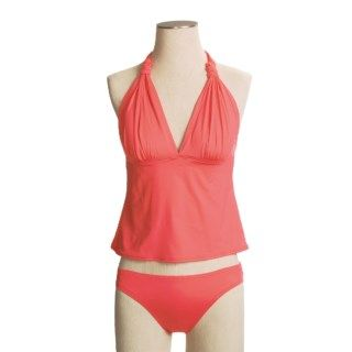 Tommy Bahama Halter Tankini with Hipster Bottoms (For Women) 2185K 48
