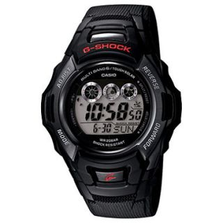 Casio Mens Atomic Solar G Shock Watch