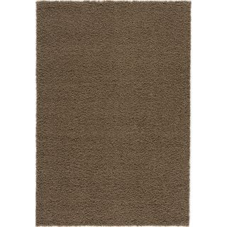 Rugs America Vero Beach Rectangular Brown Solid Woven Area Rug (Common: 9 ft x 12 ft; Actual: 7.83 ft x 10.83 ft)