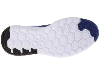 Nike Kids Flex Experience 5 (Big Kid) Deep Royal Blue/Black/White/Photo Blue