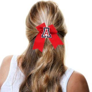 Arizona Wildcats Womens Essentials Large Cheer Bow
