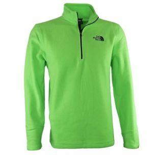 The North Face Men TKA 100 Glacier 1/4 Zip Fleece Jacket Basic Jacket