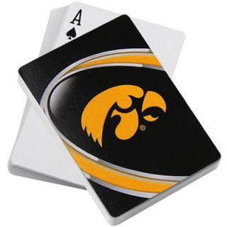 Iowa Hawkeyes Vortex Playing Cards