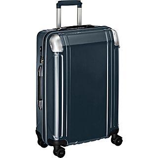 Zero Halliburton Geo Polycarbonate 24 4 Wheel Spinner Travel Case