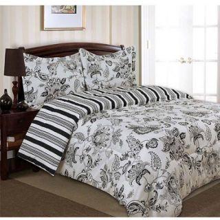 Divatex Home Fashions Printed Cordoba Bedding Comforter Mini Set