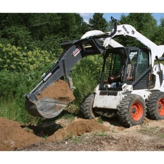 Equip All Commercial-Grade Skid-Steer Grapplehoe — 2,000-Lb. Capacity, Model# Q860  Skid Steers   Attachments