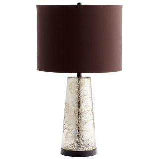 Cyan Design 05301 Surrey 1 Light Table Lamp in Golden Crackle