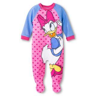 Disney Daisy Duck Newborn Girls Coveralls