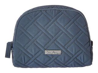 Vera Bradley Luggage Medium Zip Cosmetic Cobalt Tile