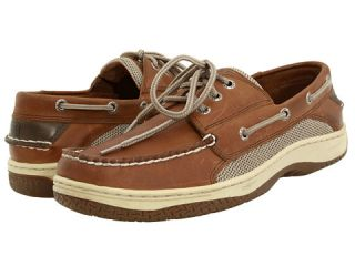 Sperry Top Sider Billfish 3 Eye Boat Shoe Dark Tan
