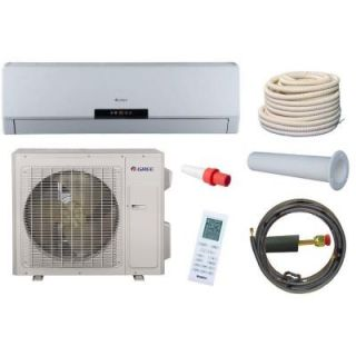 GREE Neo 24,000 BTU 2 Ton Ductless Mini Split Air Conditioner and Heat Pump Kit   208 230V/60Hz NEO24HP230V1AKIT