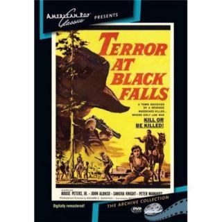 Terror At Black Falls DVD Movie 1962