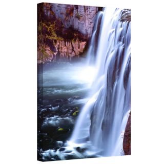 Dean Uhlinger Mesa Falls Morning Gallery wrapped Canvas   16552919
