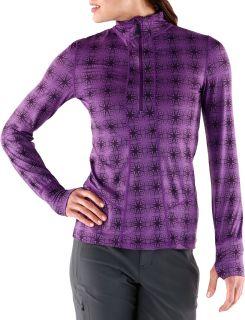 Terramar Kaleidoscope Half Zip 2.0 Long Underwear Top   Womens