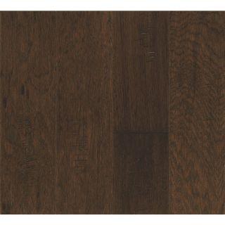 Bruce 0.375 in Hickory Engineered Hardwood Flooring Sample (Tortoise Shell)