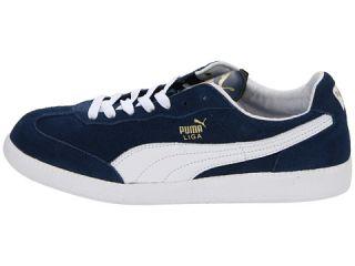Puma Liga Suede Classic New Navy White