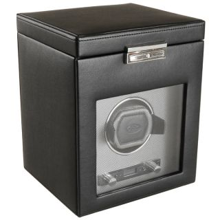 WOLF Viceroy Module 2.7 Single Watch Winder with Storage