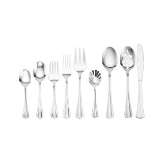 International Silver Smithfield 87 piece Flatware Set   17621086
