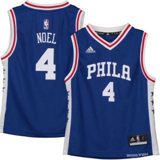 adidas Nerlens Noel Philadelphia 76ers Preschool Royal Replica Jersey