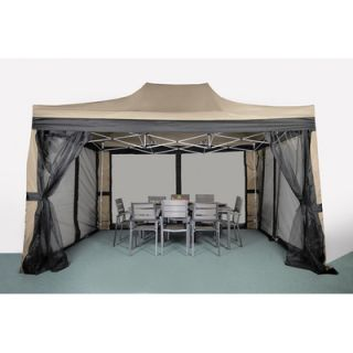 LB International Pop Up 10 H x 15 W Gazebo