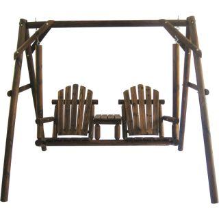 Stonegate Designs Tête-a-Tête Swing — Model# DSL-9085  Swings