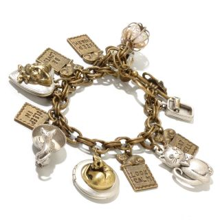 Sweet Romance Things I Learned From My Cat Charm Bracelet
