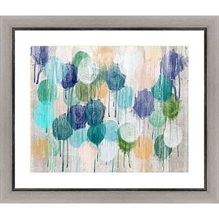 PTM Images Astella Gicl e Framed Print Painting Print