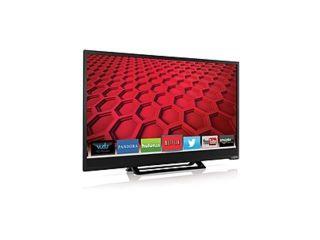 Vizio E241I B1 24 inch LED HDTV   1920 x 1080   200,000:1   60 Hz   Wi Fi   HDMI