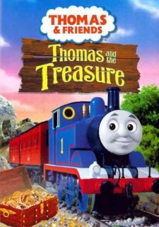 Thomas & Friends: Thomas & The Treasure (DVD)   Shopping