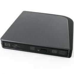 HP dvd556s 8x USB 2.0 Powered Slim DVD+/ RW Drive (Refurbished