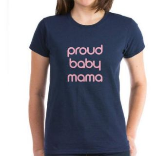 CafePress Womens Baby Mama Mothers Day T Shirt