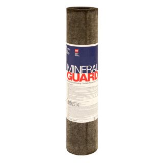 GAF Mineral Guard 3.33 ft W x 32.58 ft L 100 sq ft Summer Sage Roll Roofing