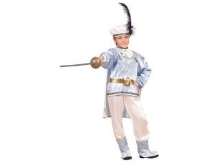 Dress Up America 374 L Prince Charming Costume   Size Large 12 14