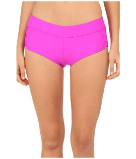 Next by Athena Good Karma Banded Shorts Berry