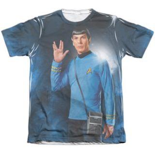 Star Trek Live Long Mens Sublimation Shirt