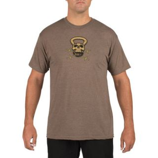 5.11 Tactical Mens RECON Skull Kettle Short Sleeve Tee