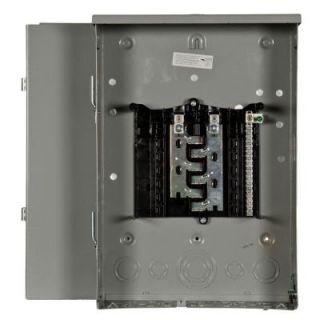 Siemens ES Series 125 Amp 12 Space 12 Circuit Main Lug Outdoor Load Center SW1212L1125