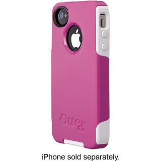 OtterBox Commuter Series Case for Apple iPhone 4 and 4S Pink 63 1580 05 BB